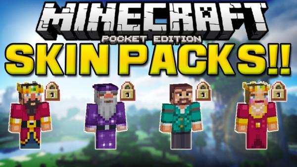 Change Your Characters On MCPE Skins Game Minecraft Download - Descargar skins para minecraft pe gamer